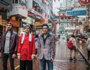 Paco Caballero debuta en el largo con la secuela de 'Perdiendo el norte', que se rueda en Hong Kong, Pamplona y Madrid