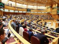 Los cuatro consejeros que restan para consejeros provisionales de RTVE no logran la mayoría del Senado