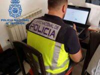 La Policía Nacional desarticula una red que habría estafado más de 150.000 euros a operadoras de telefonía móvil