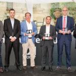La distribuidora Hispano Foxfilm, el circuito Ocine,  Rakuten TV y Sony Electronics España, premiados en los cuartos Dolby Innovadores