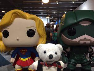 Raimundo Hollywood se hace el héroe en una nueva Comic-Con