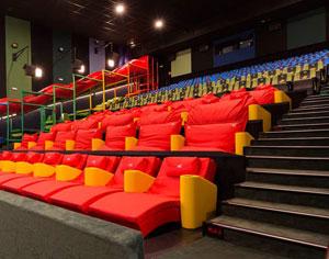 Yelmo cines introduce en espa a el concepto de sala junior for Sala junior islazul