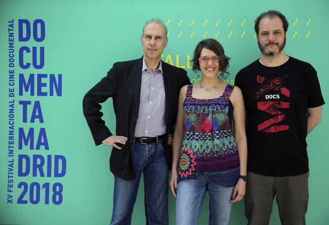 DocumentaMadrid y Fundación SGAE renuevan su colaboración