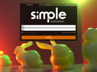 Summus Render lanza Simple Animation 1.0, el primer estudio de animación virtual basado en la nube