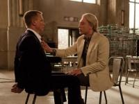 Daniel Craig y Javier Bardem, en un momento del filme