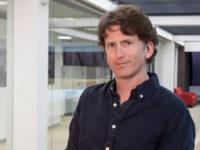 Todd Howard, productor ejecutivo enBethesdaGameStudios, Premio Leyenda en Gamelab 2018