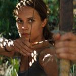 El nuevo 'Tomb Raider' tampoco pudo arrebatar el primer puesto de taquilla norteamericana a 'Black Panther'