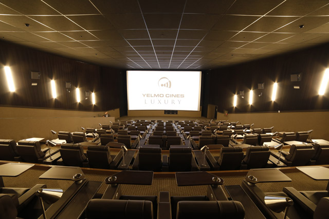 Yelmo cines introduce en su complejo plaza norte 2 su - Gran plaza norte 2 majadahonda ...